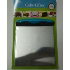 Шпатель для торта, 205х205 мм