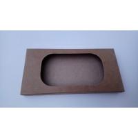 Коробка для плитки шоколада крафт 1, 160*80*15