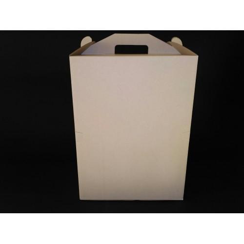 Коробка под торт,размер 300*300*400 мм.