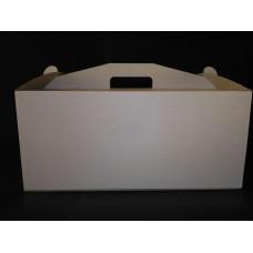 Коробка под торт,размер 305*405*180 мм.