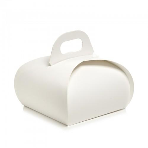 Коробка для пирожных, штруделя и т.д. 170*170*120 мм
