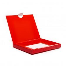 """Коробка для конфет, шоколада """"Красная"""", 145*110*15"""