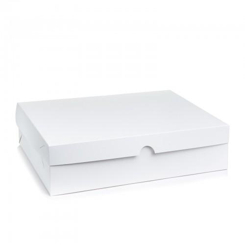 Коробка для 12 капкейков без окошка. Размер 354*241*90