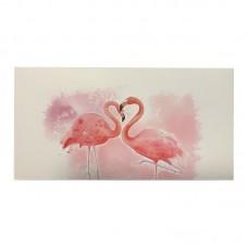 """Коробка подарочная """"Розовый Фламинго"""" 300*150*60"""