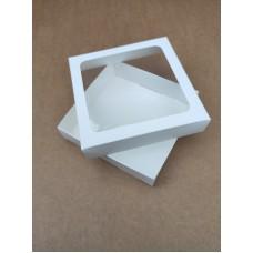 Коробка для пряников (квадратное окно), 150*150*30