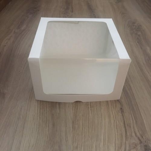 Коробка для торта, 250*250*150