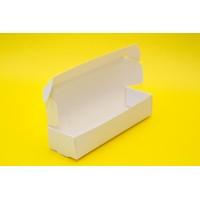 Картонная упаковка для макаронс на 7 шт. Размер 190*57*38