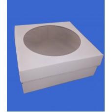 Коробка из микрогофры,размер 260*260*110 мм.